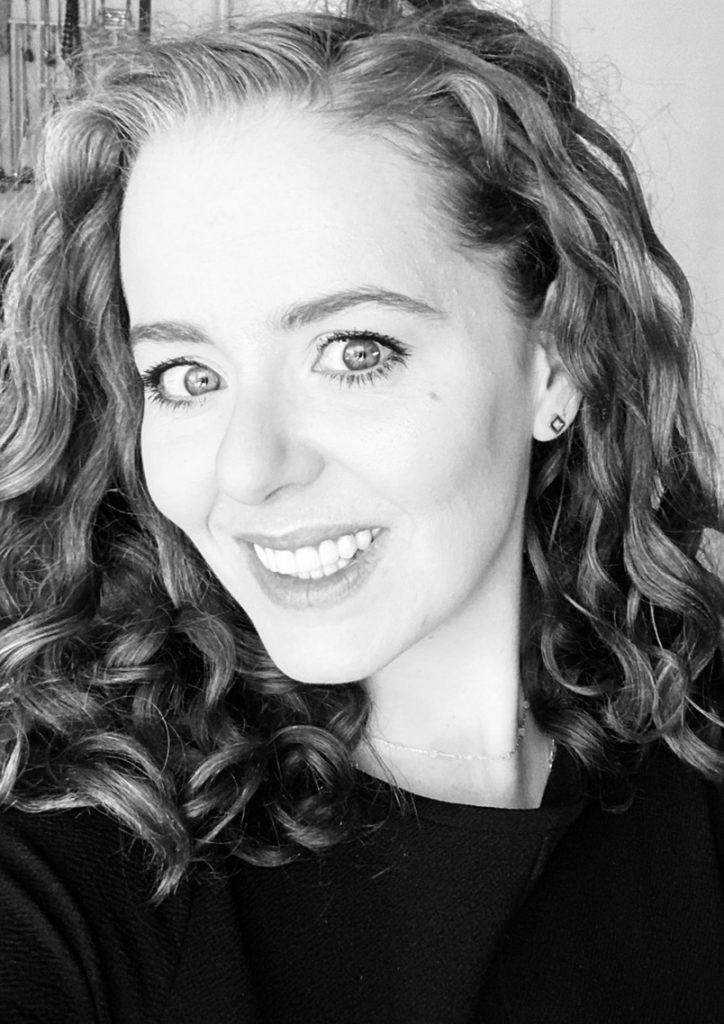 Allison Riney, Head of digital marketing headshot