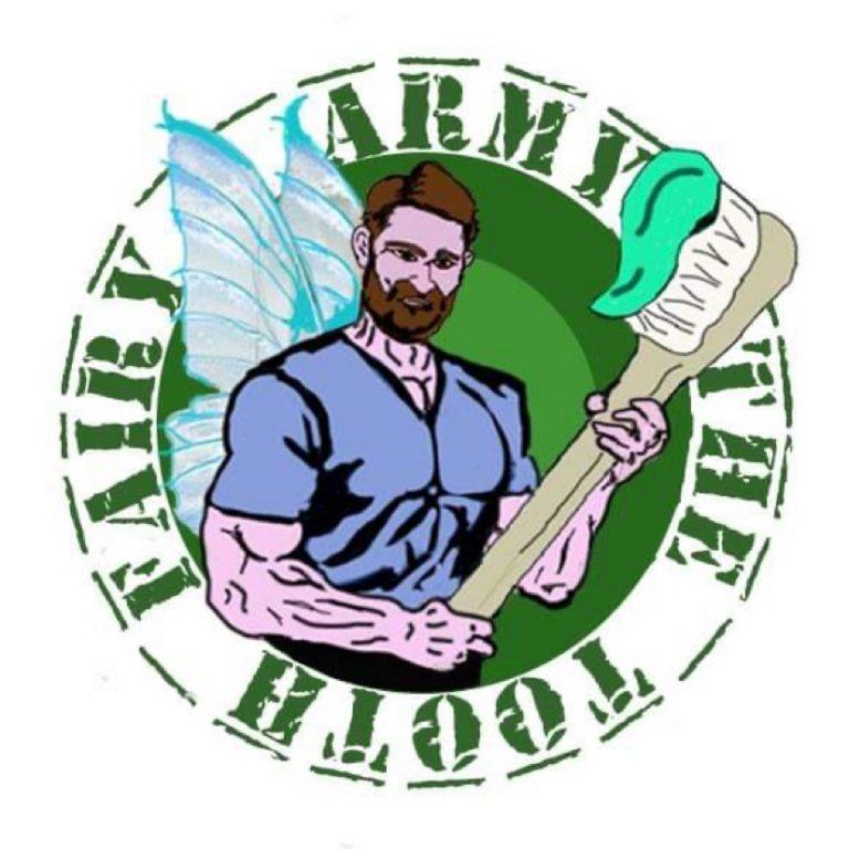 Tooth Fairy Army logo
